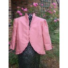 Handmade Silk Evening Jacket