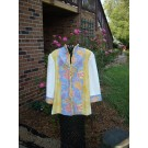 Handmade Resort Summer Cotton Jacket