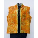 Orange/Sage Vest